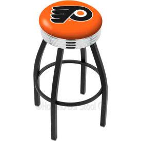 Holland Bar Stool 1 x Philadelphia Flyers Orange Vinyl 30