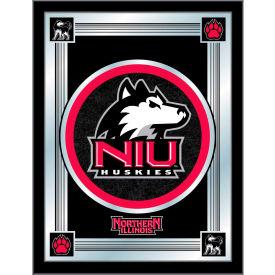 University of Northern Illinois Logo Mirror 17