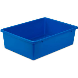 Bins, Totes & Containers  Totes-Cubby Storage  Large Plastic Bin 16 ...