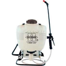 H. D. Hudson Solo® Piston Bak-Pak® Sprayer - 4+ Gallon