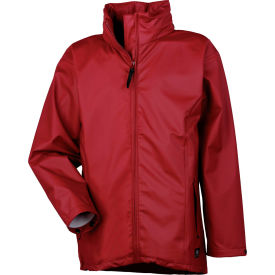 Women's Voss Jacket, Red - L