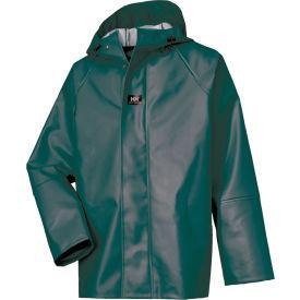 Nusfjord Jacket W/Cuff, Green - 4XL