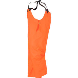 Horten Bib Pant, Orange - S