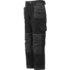 Helly Hansen Chelsea Construction Pant, Black/Charcoal, 40/30, 76488-999-40/30