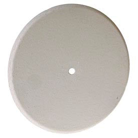 """Hubbell 5652-1 5"""" Round Ceiling Closure Plate, Screw & Universal Mount Strap - Pkg Qty 10"""