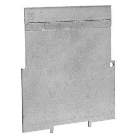 """Hubbell 709 4"""" Square Box Partition, For 2-1/8"""" Deep Box, 1-1/4"""" - 2"""" Mud Ring - Pkg Qty 25"""
