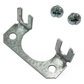 Hubbell 961 Switch Box Plaster Ears W/Screws - Open Style - Pkg Qty 100