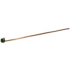 Hubbell 997 Grounding Pigtail, #14 Solid Bare Copper Wire - Pkg Qty 1000