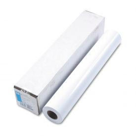 """Universal Instant-Dry Gloss Photo Paper, 7.7 Mil, 24"""" X 100' Roll"""