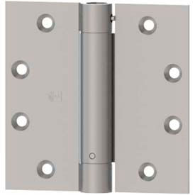 "Hager Full Mortise, Spring, Single Acting Hinge 1250 4.5"" x 4.5"" US26D"