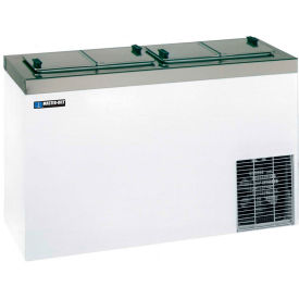 Master-Bilt® DC-4S-Ice Cream Dipping Cabinet, Flip Lid, Stand Alone, White Finish, 11 Cu. Ft.