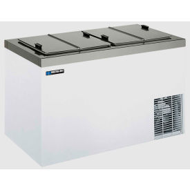 Master-Bilt® DC-8D-Ice Cream Dipping Cabinet, Flip Lid, Stand Alone, White, 17.3 Cu. Ft.