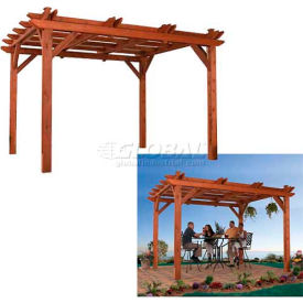 Handy Home Products Montego Bay Pergola, 10' x 12'