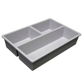 Tray Divider - One Large, Two Small Long
