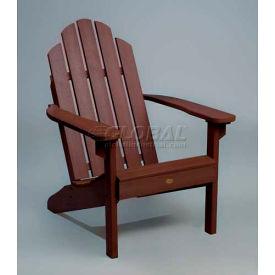 highwood® Classic Adirondack Beach Chair - Weathered Acorn