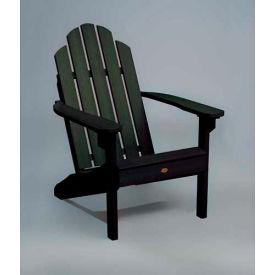 highwood® Classic Adirondack Beach Chair - Charleston Green