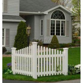 highwood® Pottsville Decorative Corner Picket Fence - Pkg Qty 2