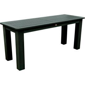 highwood® Sideboard Table 22 x 54, Charleston Green