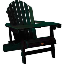 highwood® Adirondack Laptop/Reading Table - Charleston Green