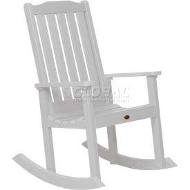 highwood® Lehigh Outdoor Rocking Chair - White