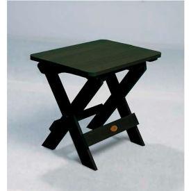 highwood® Hamilton Folding Adirondack Side Table - Charleston Green