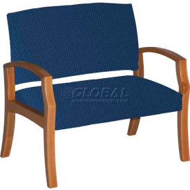 """HPFI® Unos Bariatric Chair with 40"""" wide seat, Sprout"""