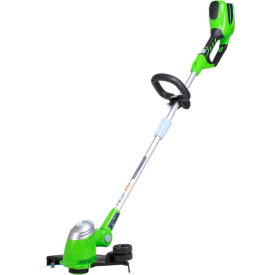 "GreenWorks™ 21332 G-MAX 13"" 40V Cordless String Trimmer, Tool Only"