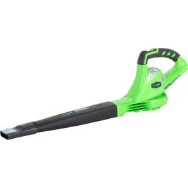 GreenWorks® 24282 G-MAX Variable Speed Cordless Blower, 40V, 150 MPH