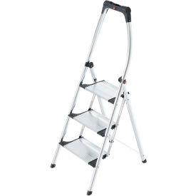 Ladders Aluminum Step Ladders Hailo Livingstep Comfort