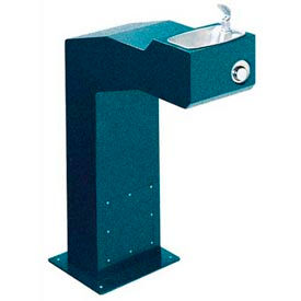 Halsey Taylor Endura™ Steel Pedestal ADA Outdoor Drinking Fountain