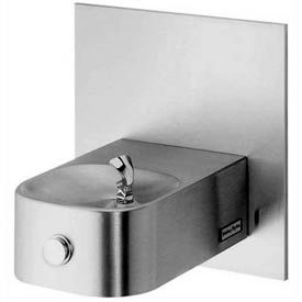 Halsey Taylor Contour™ Barrier-Free Fountain w/ Back Panel, HRF-EBP FTN