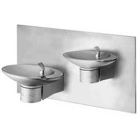 Halsey Taylor Bi-Level Reverse Barrier-Free Fountain, OVL-II ESBP (AG)