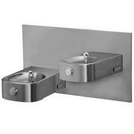 Halsey Taylor Contour™ Bi-Level Reverse Barrier-Free Fountain, HDFF-BLEBP FTN
