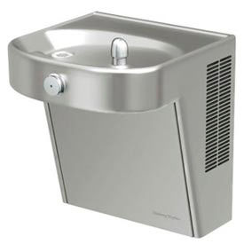 Halsey Taylor I/O Wall-Mounted ADA Non-Refrigerated Fountain, HVRDHD