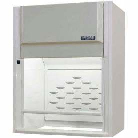 "HEMCO® CE AireStream Fume Hood with Vapor Proof Light, 30""W x 24""D x 45""H"