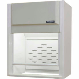 """HEMCO® CE AireStream Fume Hood with Explosion Proof Light & Built-In Blower, 30""""W x 24""""D x 45""""H"""