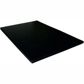 "HEMCO® Phenolic Work Surface For CE Fume Hood, 48""W x 24""D x 1""H"