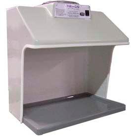 "HEMCO® Ductless Table Top Hood, 24"" X 15"" X 24"""