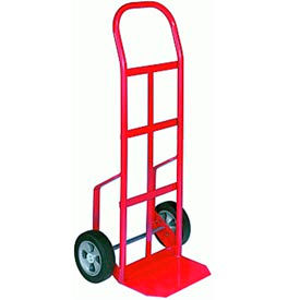 """Steel Hand Truck with 10"""" Ace-Tuf Wheels 20-5/8x46"""