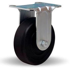 Hamilton® General Utility Rigid 4 x 1-1/4 Flexonite Oilless 165 Lb. Caster