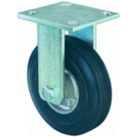 Hamilton® Cush-N-Flex Forged Rigid 8 x 2-1/2 Super-Flex Roller 500 Lb. Caster