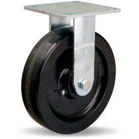 Hamilton® Medium Service Rigid 8 x 2 Plastex Roller 900 Lb. Caster