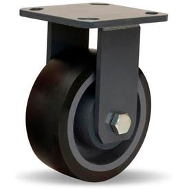 Hamilton® Workhorse Forged Rigid 5 x 2 Duralast™ XC Ball 1360 Lb. Caster
