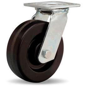 Hamilton® Standard Cold Forged Swivel 6 x 2 Plastex Roller 900 Lb. Caster