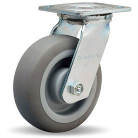 Hamilton® Standard Cold Forged Swivel 6 x 2 Versa-Tech® Roller 410 Lb. Caster