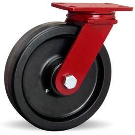 Hamilton® ForgeMaster™ Swivel 10 x 2-1/2 Plastex Roller 2200 Lb. Caster