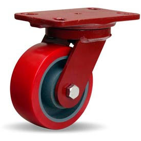 Hamilton® Heavy Service Swivel 5 x 2 Ultralast™ Tapered 1250 Lb. Caster