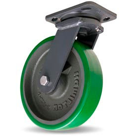 Hamilton® Workhorse Forged Swivel 8 x 2 Duralast™ Ball 1500 Lb. Caster