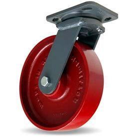 Hamilton® Workhorse Forged Swivel 8 x 2 Metal Ball 1500 Lb. Caster