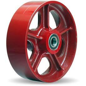 "Hamilton® Metal Wheel 10 x 2-1/2 - 3/4"" Ball Bearing"